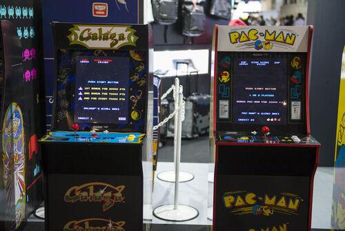 TGS2018 Taito Arcade1Up