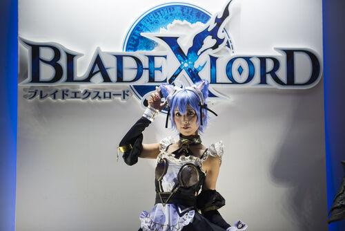 TGS2018 ブレイドエクスロード BladeXLord