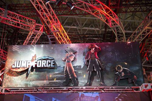 TGS2018 JumpForce