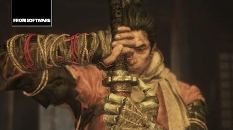 SEKIRO SHADOWS DIE TWICE TGS Trailer【2018 TGS】