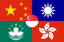 Flag of Chinese language