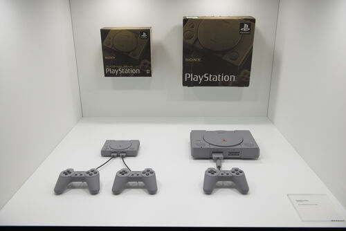 TGS2018 Playstation Classic