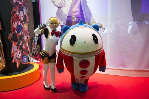 TGS2018 女神異聞錄 Persona