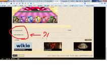 Blog bug