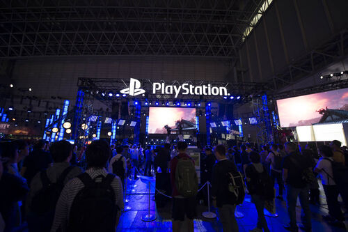 TGS2018 Playstation