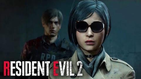 Resident Evil 2 Remake - Official Story Trailer TGS 2018