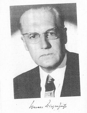 Werner Ziegenfuss