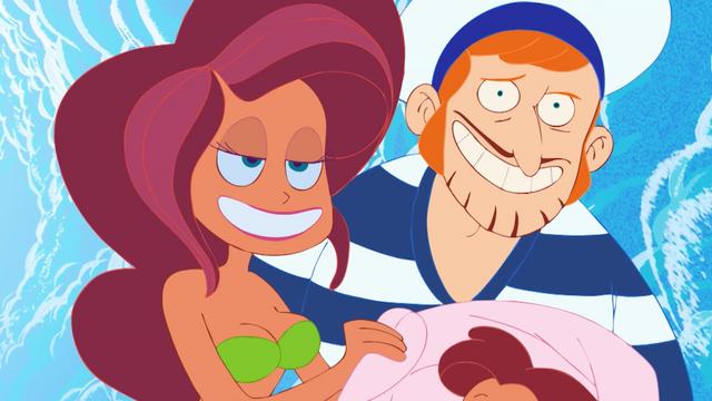 File:Zig & Sharko - Marina's Parents.png