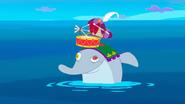 Zig & Sharko - Crazy Dolphin Medieval
