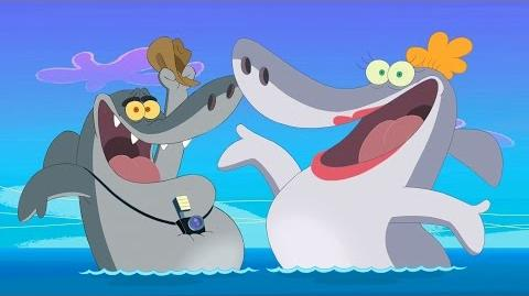 Zig & Sharko - SHARKO AND HIS FOLKS (S01E50) Full Episode in HD