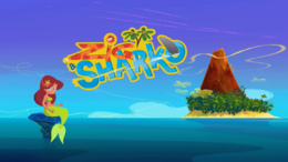 Zig & Sharko - Season 1 Logo Title Card
