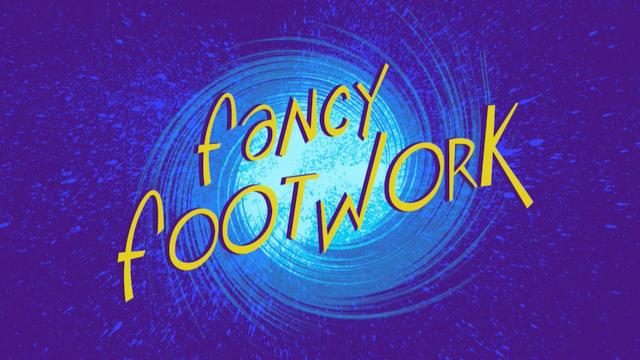 File:Zig & Sharko - Fancy Footwork Title Card.png