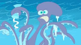 Zig & Sharko - Octopus Frozen