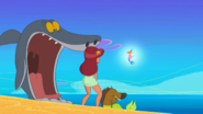 Zig & Sharko - Fancy Footwork Shocked Sharko