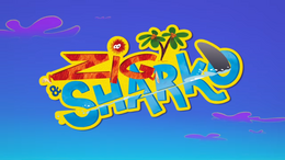 Zig & Sharko - Season 2 Logo Title Card