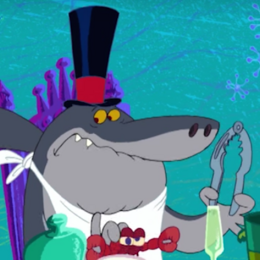 Zig & Sharko - Sharko Fancy