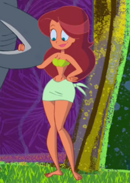 Zig & Sharko - Marina Skirt