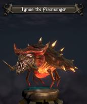 Ignus the Firemonger