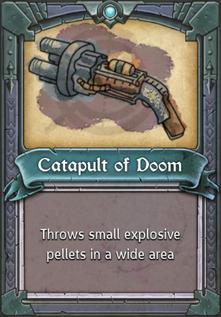 Catapult of Doom