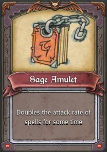 Sage Amulet