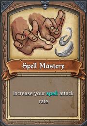 Spellmastery
