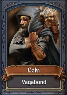 Loki The Vagabond
