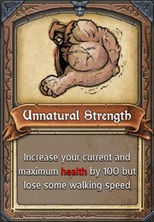 Unnaturalstrength