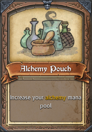 Alchemypouch