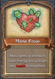 Manafocus