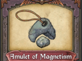 Amulet of Magnetism