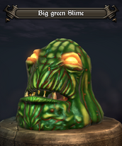 Big green Slime