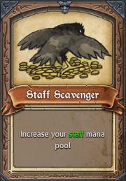 Staffscavenger