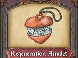 Regeneration Amulet