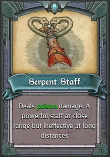 Serpent Staff