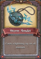 Storm Amulet