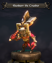 Gunkarr the Crusher