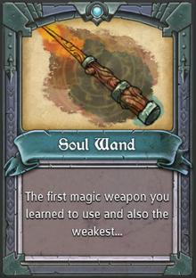 Soul Wand