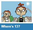Where's 13 Starter