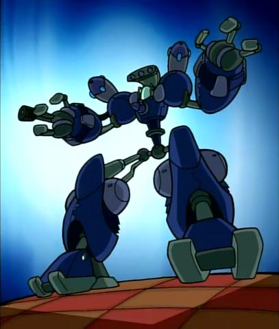 Invader Zim Megaboy 3000