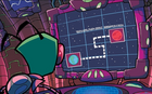 Zim and his star map thing