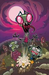 Invader Zim (comic series)
