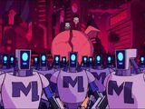 Zim's Robot Army