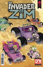 Zim cover 33 the one with trucks