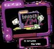 Invasor ZIM Wiki Monitor