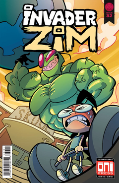 Zim cover 32 idk which one is the variant sorry ppl