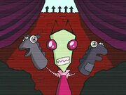 Invader Slacks Puppet