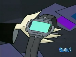 Communication watch