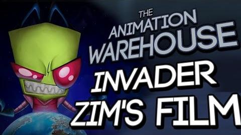 FACT CHECK The Original Invader Zim Film, 'Invader Dib' (Feat. RoboBuddies) The Animation Warehouse