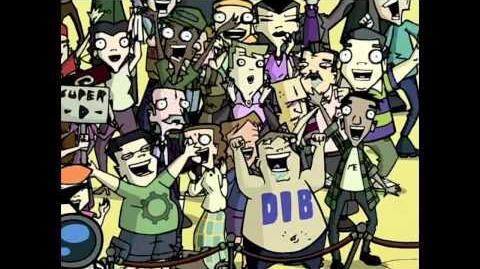 Invader Zim - Party Rock Anthem