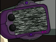 Gaz's Communicator Watch (Breaking Up, Bloaty's Pizza Hog)